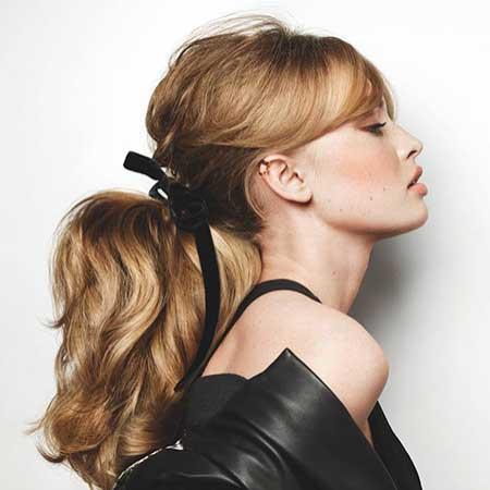 GHD, femme à la coiffure moderne, à la Roche sur Yon