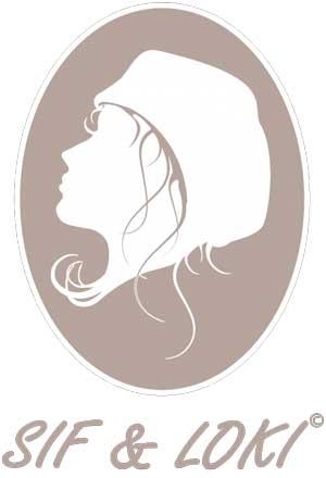 chevelure de remplacement, logo sif et loki
